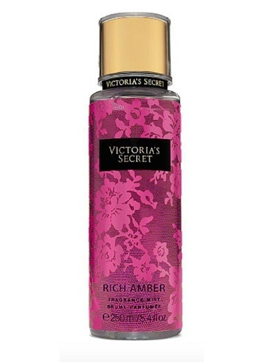 Rich Amber Fragrance Mist 250 Ml-Victoria's Secret